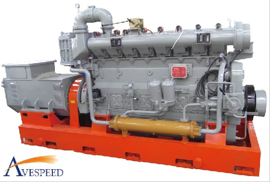 250-330kw Gas Generating Set