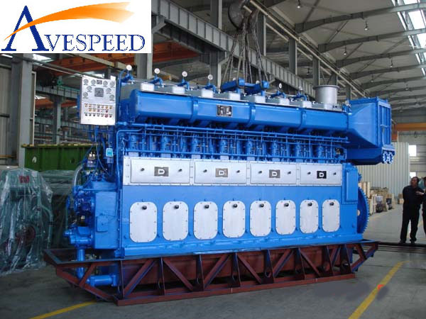 AVESPEED GA6300 Marine Diesel Engines