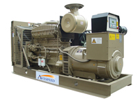 140KW-280KW Cummins range Diesel Generator sets/Generating set/Genset